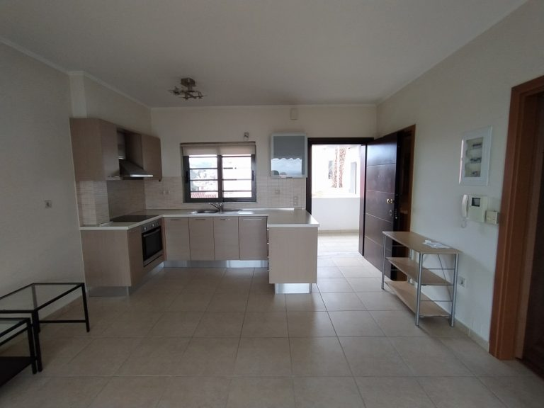 apartment for sale in chania ch144 entrance door