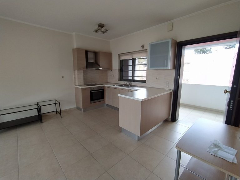 apartment for sale in chania ch144 kitchen and entrance
