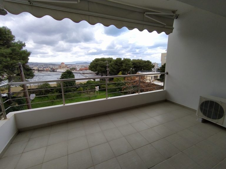 apartment for sale in chania ch144 big balcony