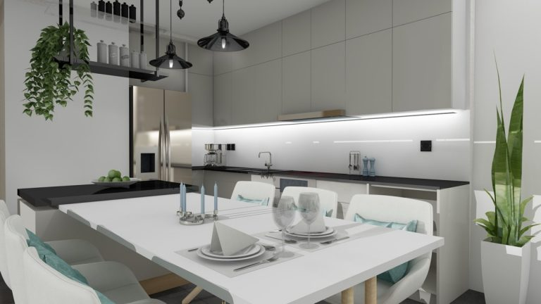 new home for sale in kissamos chania ch143 kitchen area