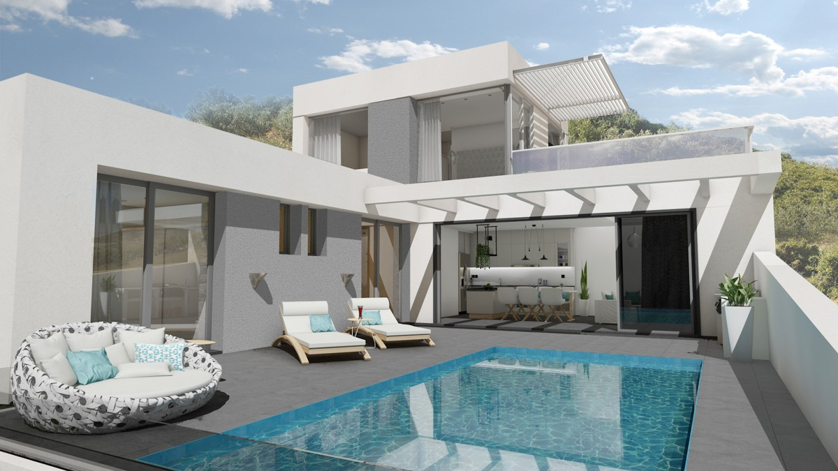 new home for sale in kissamos chania ch143 pool
