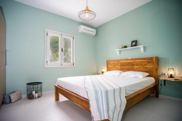 villa for sale in chania ch142 bedroom interior