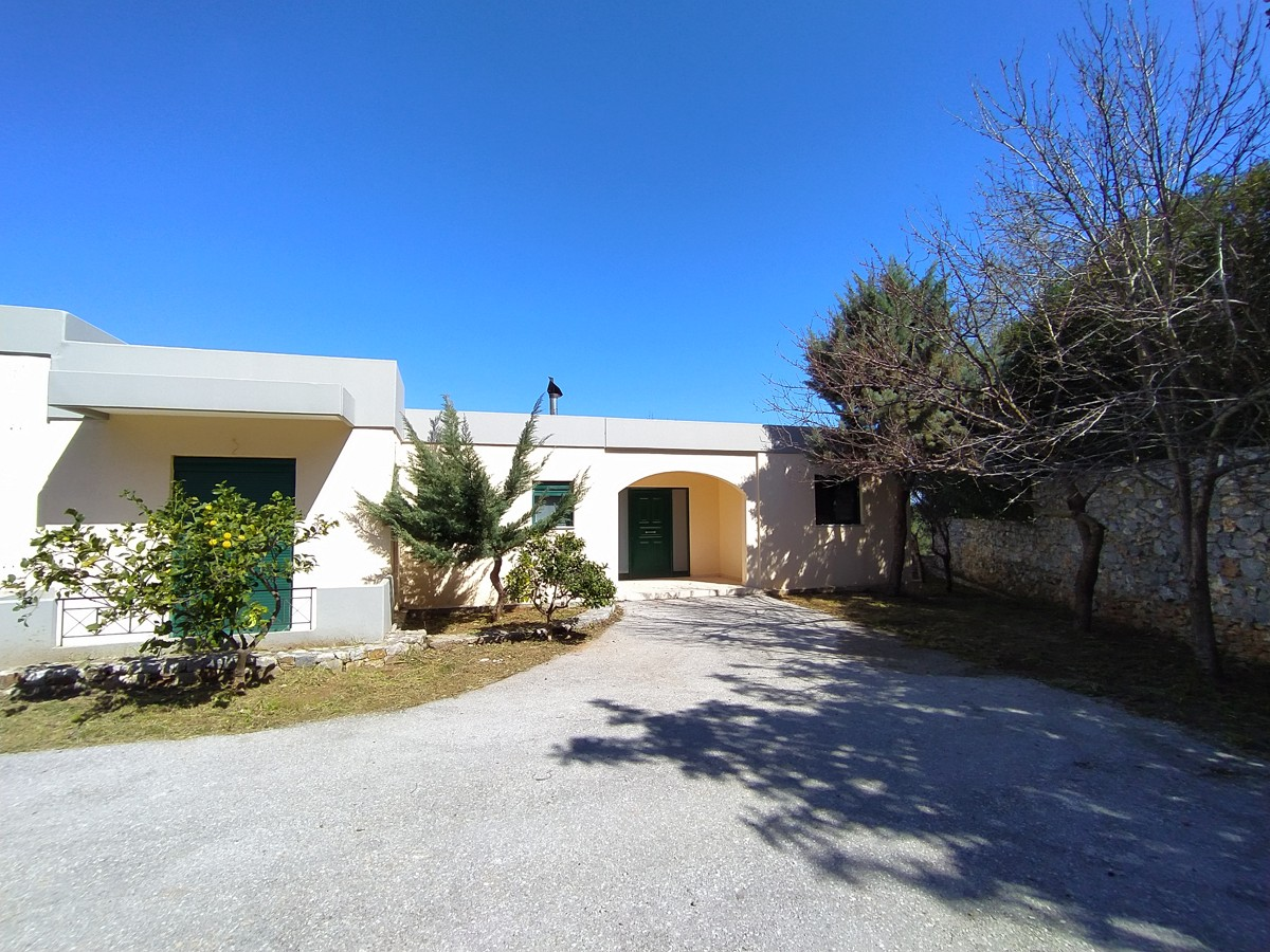 house for sale in apokoronas chania kh179 outdoor area