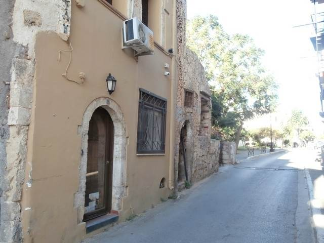 maisonette for sale in old town chania