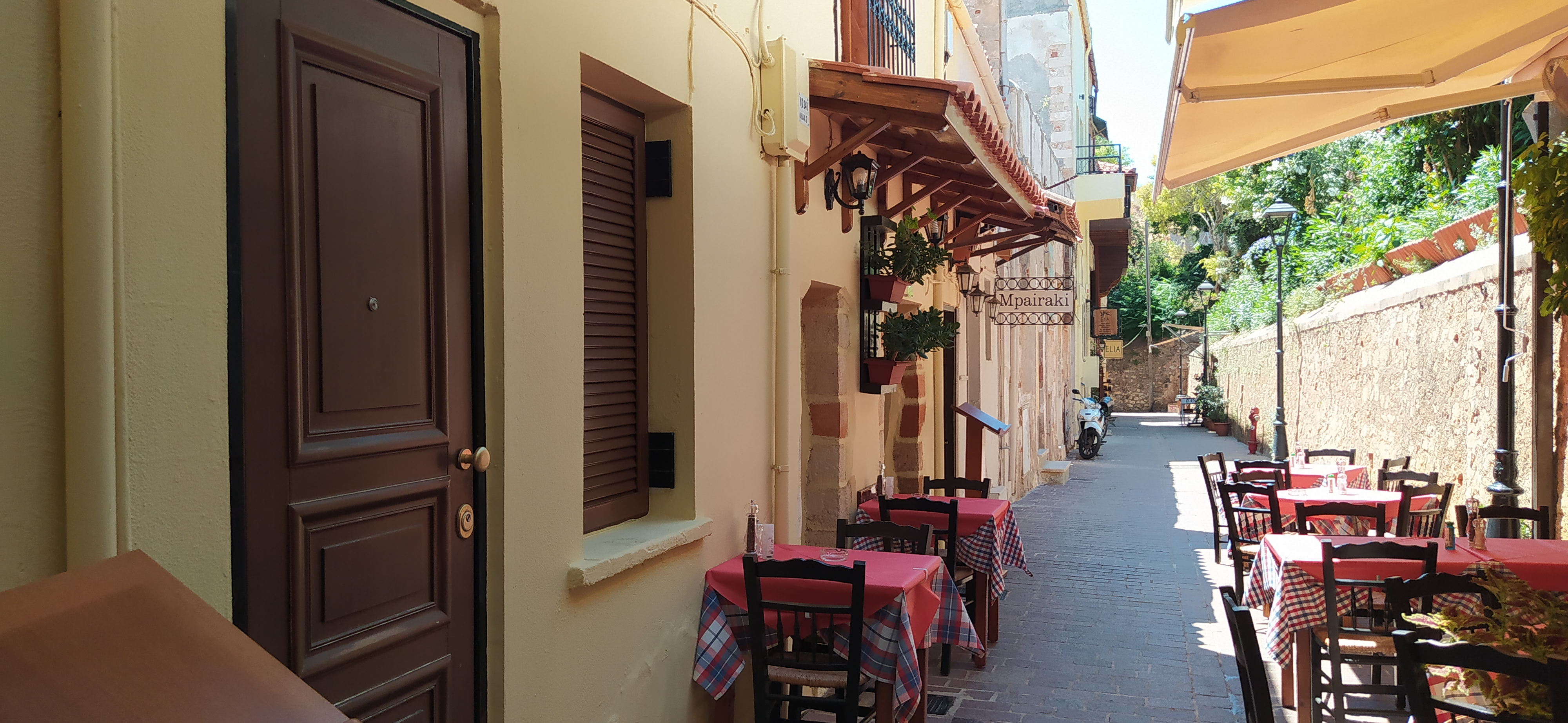 house for sale in old town chania