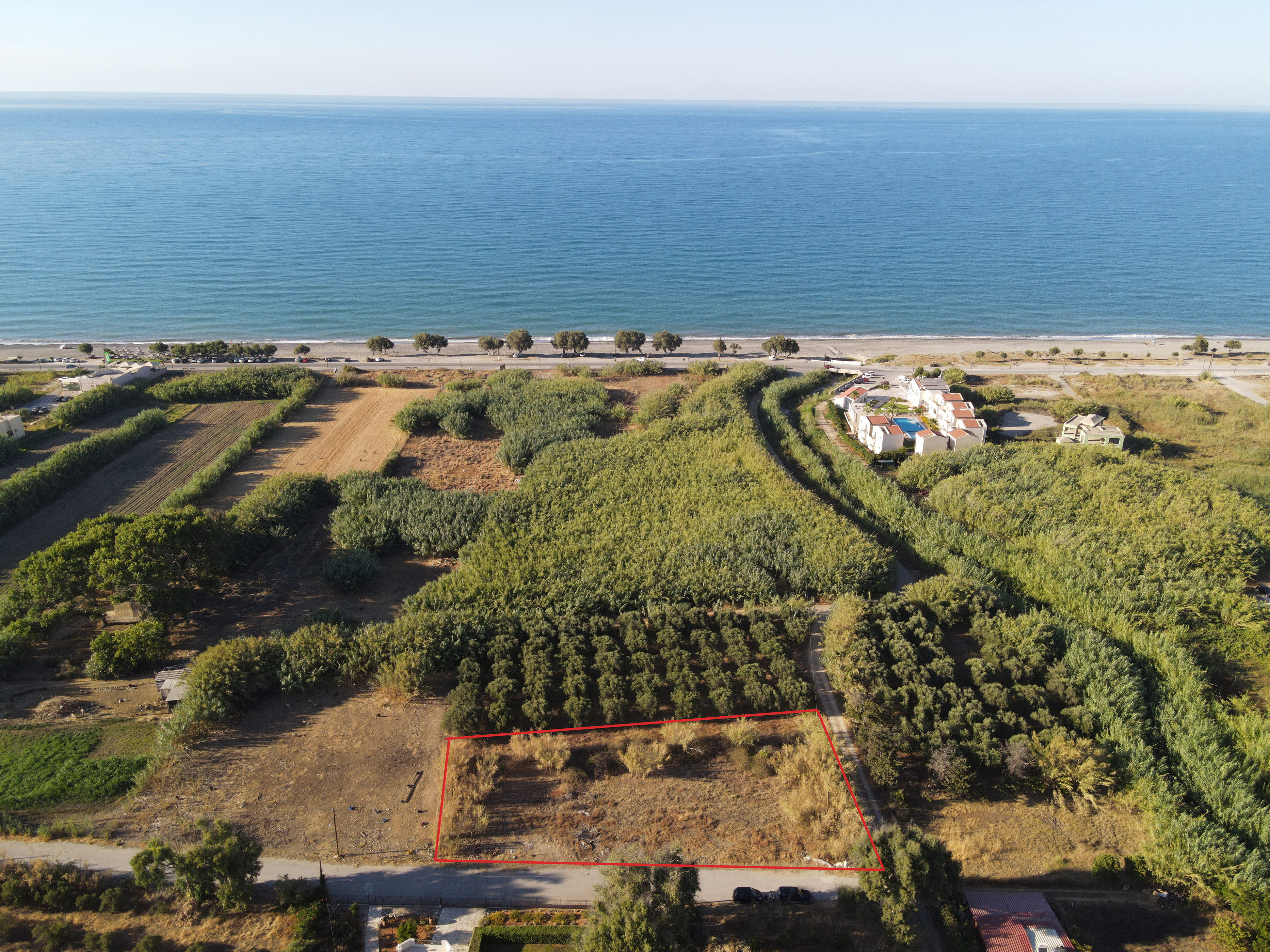Land for sale in Maleme platanias Chania